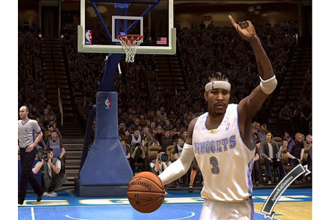 NBA Live 08 PC Game - Free Download Full Version