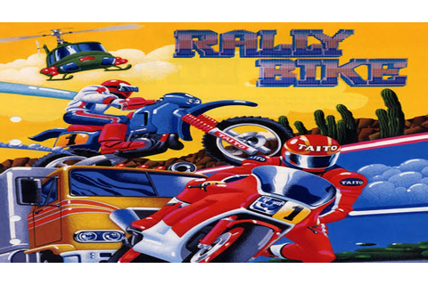Rally Bike / Dash Yarou Android Mame Game - Horje