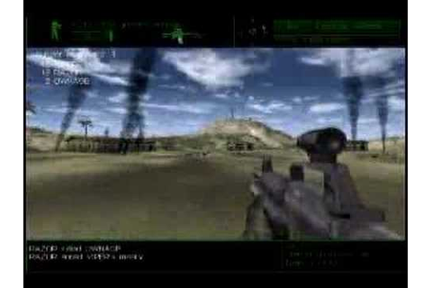 Delta Force 1 (one of the first multiplayer games) - YouTube