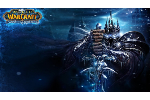 World Of Warcraft Music Tribute - Wrath Of The Lich King ...