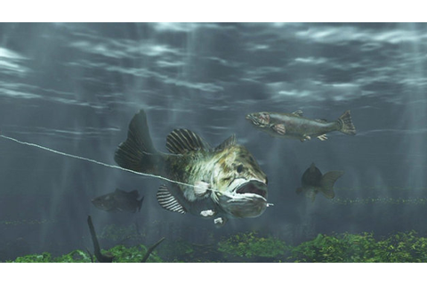 Rapala® Fishing Frenzy 2009 Game | PS3 - PlayStation