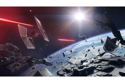 Star Wars Battlefront II Hidden Menu Video Reveals Star ...