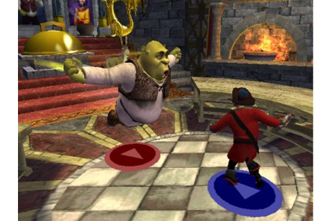 Shrek SuperSlam - PS2 - Review