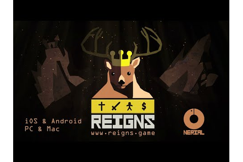 REIGNS - Launch Trailer - YouTube