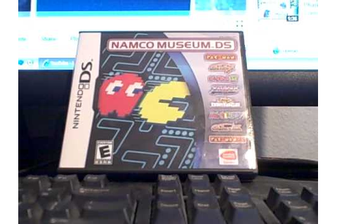 Namco Museum DS Review - YouTube