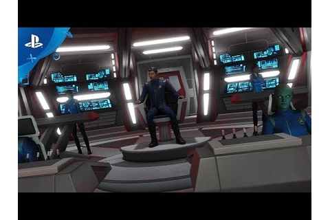 Star Trek Online Game | PS4 - PlayStation