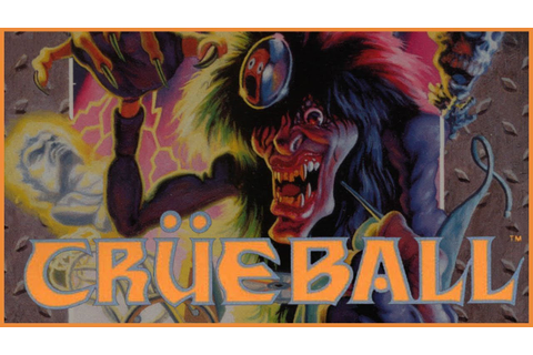 Crüe Ball review - Segadrunk - YouTube