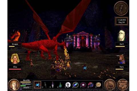 Quest for Glory V: Dragon Fire Screenshots for Windows ...