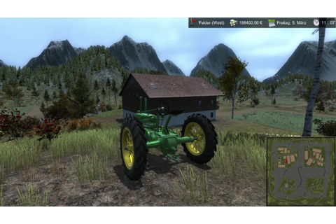 Professional Farmer 2017 (John Deere) - 06 | Invision Game ...