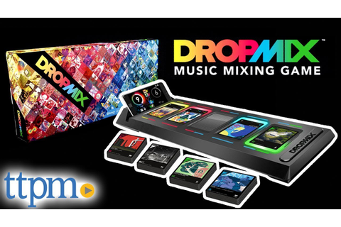 DropMix - A Music Mixing Game [REVIEW] | Hasbro Toys ...