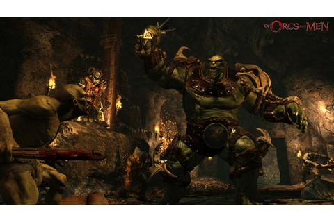 Mediafire PC Games Download: Of Orcs And Men Download ...