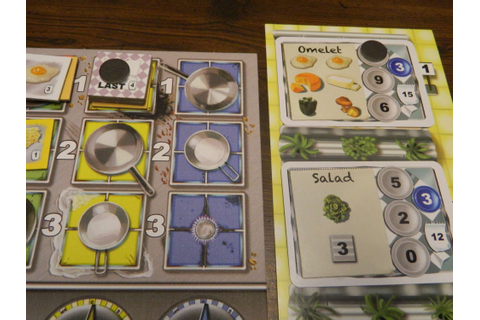 Pressure Cooker Board Game Review and Rules | Geeky Hobbies