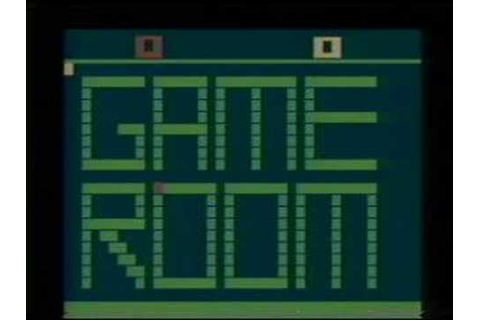 Classic Game Room - SURROUND for Atari 2600 review - YouTube