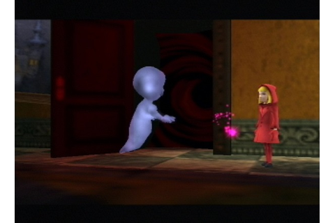 Casper Spirit Dimensions Sony Playstation 2 Game