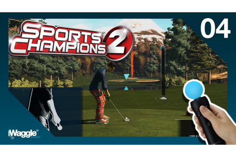 Sports Champions 2 PS Move Walkthrough - Part 4/6 [Golf ...
