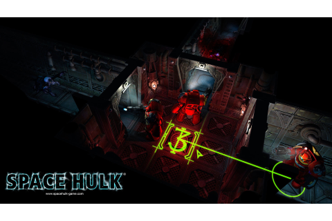 Exclusive: All About The New Space Hulk PC Game | Rock ...