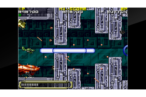 1 Cheats for Arcade Archives KOUTETSU YOUSAI STRAHL ...