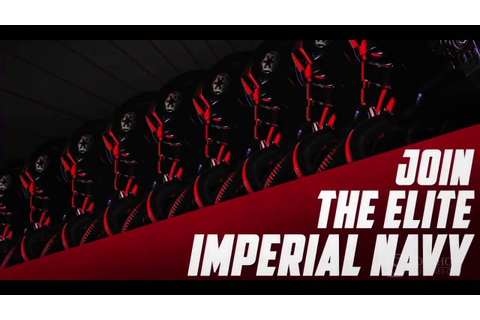 Join the Galactic Empire - YouTube