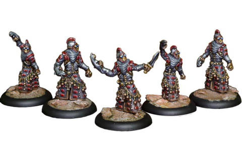 Wargame News and Terrain: Megalith Games: New Godslayer ...