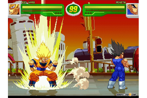 Hyper Dragon Ball Z - Download - DBZGames.org