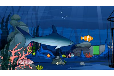 EightGames Deep Blue Sea Escape - Escape Games - New ...
