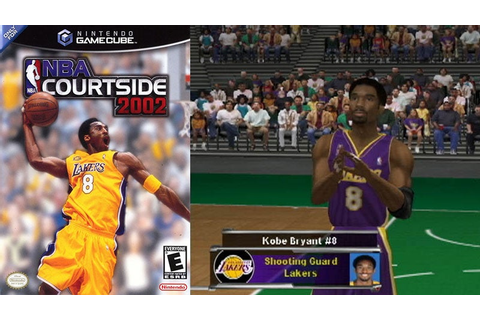 Kobe Bryant's 20-Year Career, In Video Games | Kotaku ...
