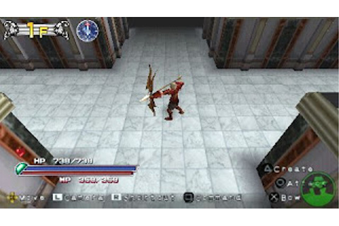 Dungeon Maker Hunting Ground ISO PPSSPP - isoroms.com