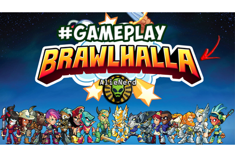 Brawlhalla - Gameplay - Steam PC Game - YouTube