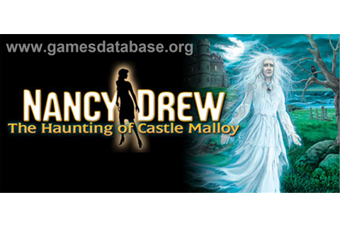 Nancy Drew®: The Haunting of Castle Malloy - Valve Steam ...