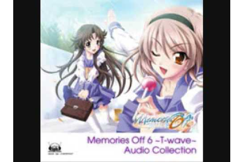 Memories Off #6 ~T-Wave~ Audio Collection - YouTube