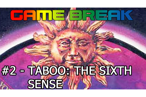 Taboo: The Sixth Sense (NES) - TVG: Game Break #2 - YouTube