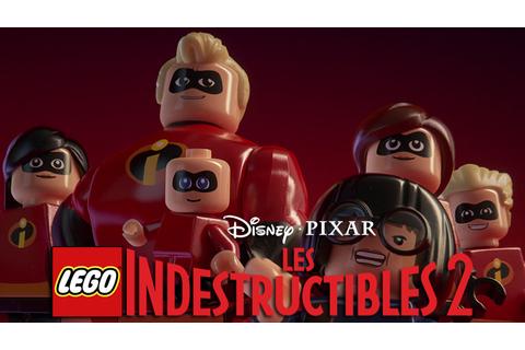 Lego Les Indestructibles su Qwant Games