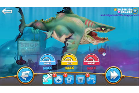 Hungry Shark World v1.6.0 Mod Apk [Unlimited Coins ...