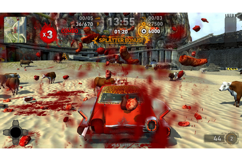 Bristolian Gamer: Carmageddon Max Damage Review - 90's ...