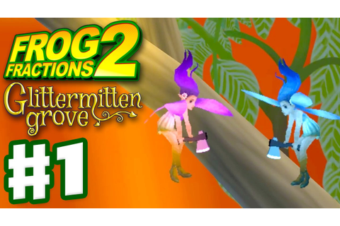 Frog Fractions 2 - Gameplay Walkthrough Part 1 - The Jig ...