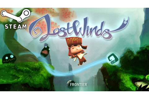 LostWinds Gameplay - Steam PC Version - YouTube