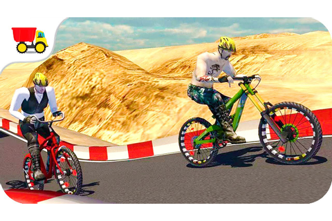 Bike Racing Games - AEN Downhill Mountain Biking ...