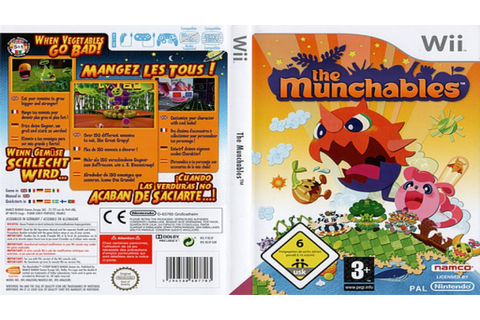 Nintendo Wii: The Munchables - HD (720p). - YouTube