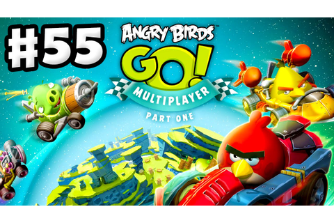 Angry Birds Go! Gameplay Walkthrough Part 55 - Multiplayer ...