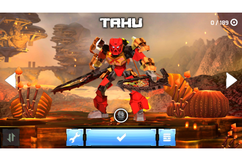 LEGO® BIONICLE® – Games for Android 2018 – Free download ...