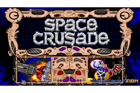 Space Crusade gameplay (PC Game, 1992) - YouTube
