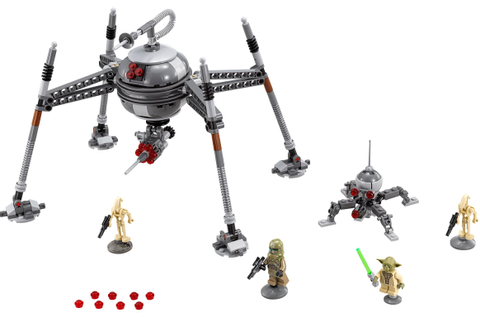 75142 Homing Spider Droid | Brickipedia | Fandom powered ...