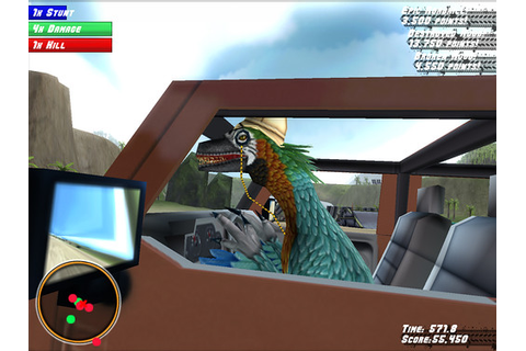 Off-Road Velociraptor Safari (Game Of The Forever)