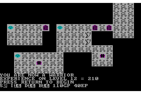 Beneath Apple Manor Download (1983 Role playing Game)
