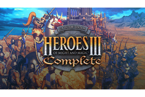 Heroes of Might and Magic III: Complete - Download - Free ...