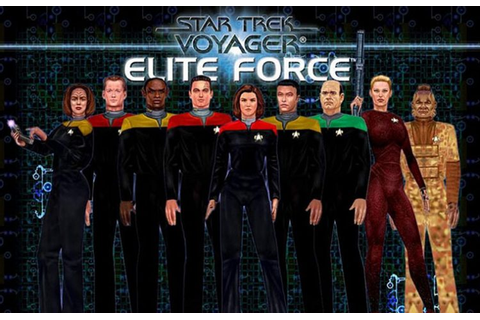Why Did ELITE FORCE Boldly Go Where No STAR TREK Game Had ...