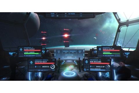 Into The Stars Is A Space Captain Sim On Kickstarter ...