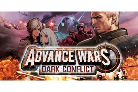 Advance Wars: Dark Conflict | Nintendo DS | Games | Nintendo
