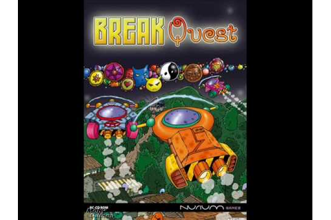 BreakQuest soundtrack - Zarathustra - YouTube