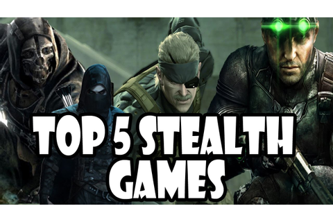 The Mitch-List - Top 5 Stealth Games - YouTube